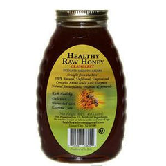 HEALTHY RAW HONEY CRANBERRY - DELICATE SMOOTH AROMA
