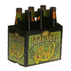 ITHACA BEER CO FLOWER POWER BEER