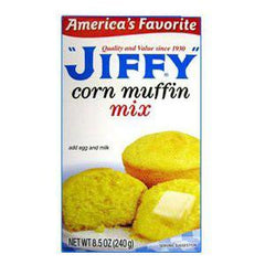 JIFFY BLUEBERRY MUFFIN