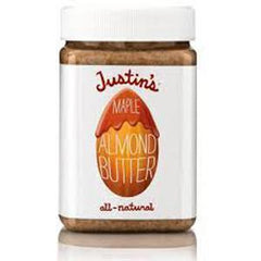 JUSTIN'S ALL NATURAL ALMOND MAPLE NUT BUTTER