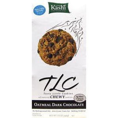 KASHI OATMEAL DARK CHOCOLATE TLC COOKIES