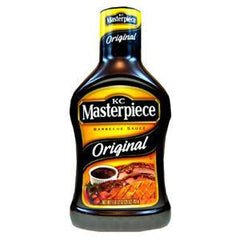 KC MASTERPIECE ORIGINAL BARBECUE SAUCE