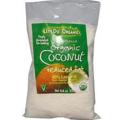 LET'S DO ORGANIC RF COCONUT UNSWEETNED