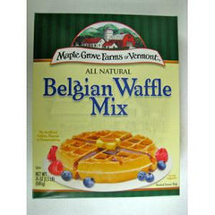 MAPLE GROVE FARM ALL NATURAL BELGIAN WAFFLE MIX - ALL NATURAL