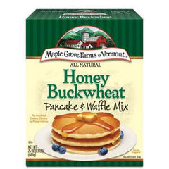 MAPLE GROVE    HONEY BUCKWHEAT PANCAKE & WAFFLE M IX