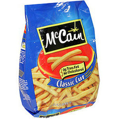 MCCAIN ALL NATURAL GOLDEN CRISP EXTRA CRISPY POTATOES - CRINKLE CUT