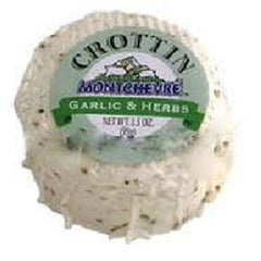 MONTCHEVRE GARLIC AND HERB GOAT CHEESE