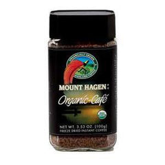MOUNT HAGEN ORGANIC DECAFFEINATED COFFEE