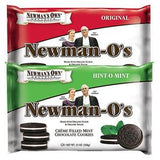 NEWMAN'S OWN   ORGANIC CREME ORIGINAL COOKIE      S