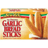 NEW YORK ORIGINAL GARLIC BREAD STICKS