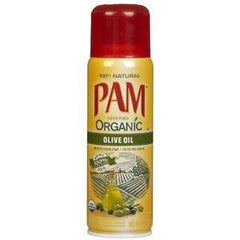 PAM ORGANIC OLIVE OIL SPREAD