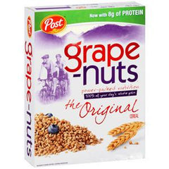 POST GRAPE-NUTS THE ORIGINAL CEREAL