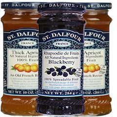 ST DALFAOUR STRAWBERRY PERSERVES