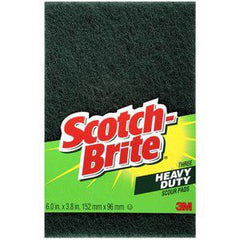 SCOTCH-BRITE HEAVY DUTY SCOUR PADS 3PK