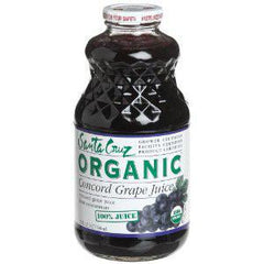 SANTA CRUZ CONCORD GRAPE JUICE