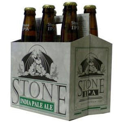 STONE INDIA PALE ALE BEER