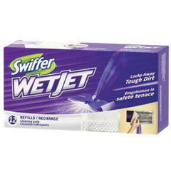SWIFFER WET JET CLEANING PADS REFILL