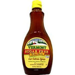 VERMONT SUGAR FREE SYRUP
