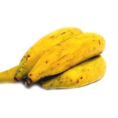 YELLOW PLANTAIN FROM ECUADOR