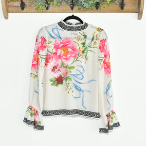 Flowers Long Sleeve