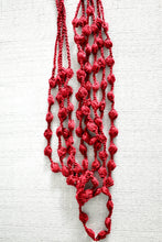 Load image into Gallery viewer, Macramé Necklace