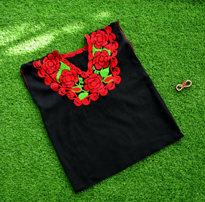 Rose Are Red Top