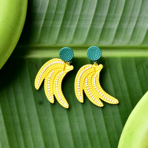 Let's Go Bananas Earrings
