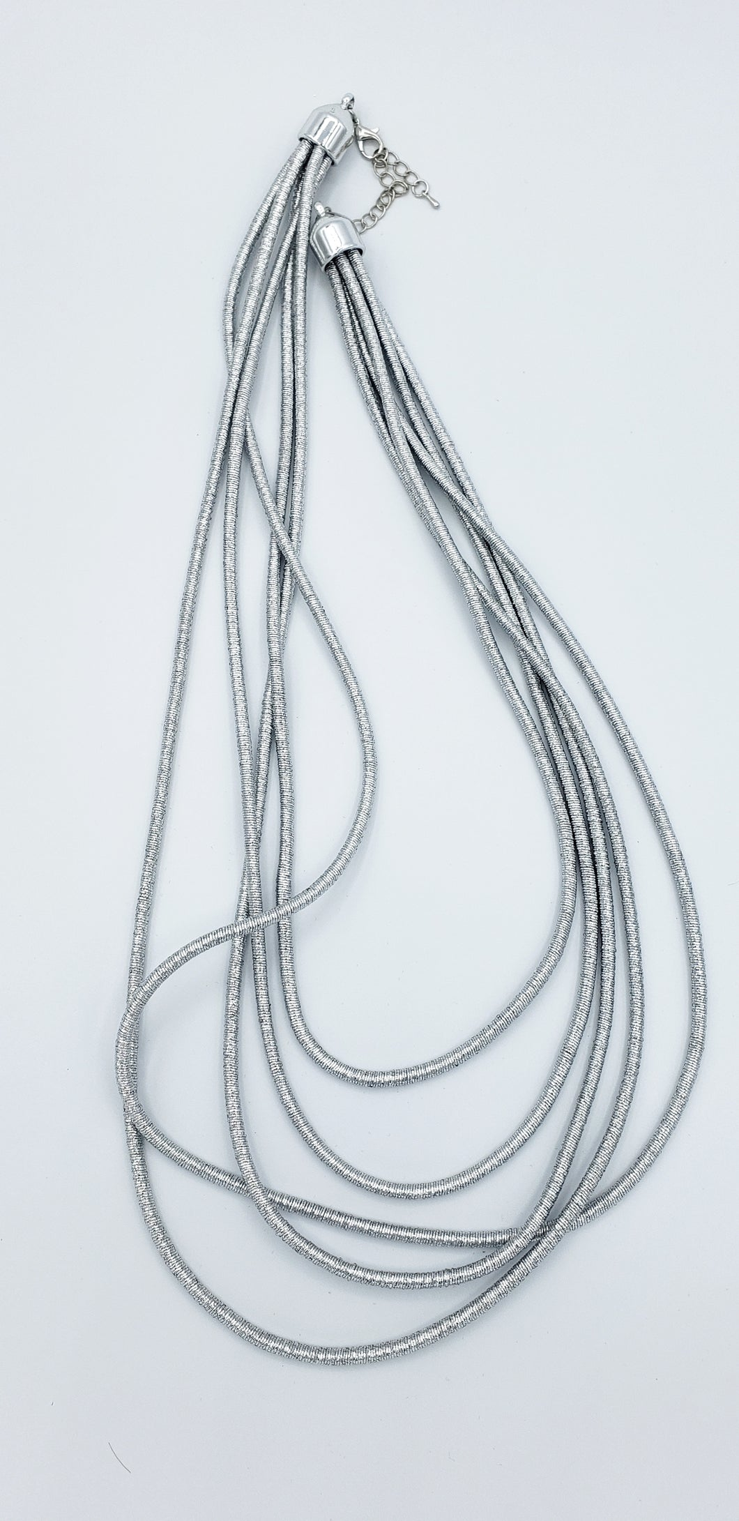 Long Strings Necklace