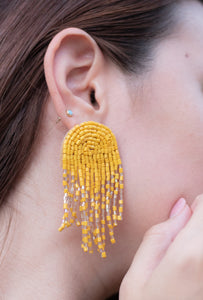 Woodstock Earrings - Shop Boho PR
