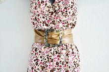 Load image into Gallery viewer, Leopard Print Romper - Shop Boho PR