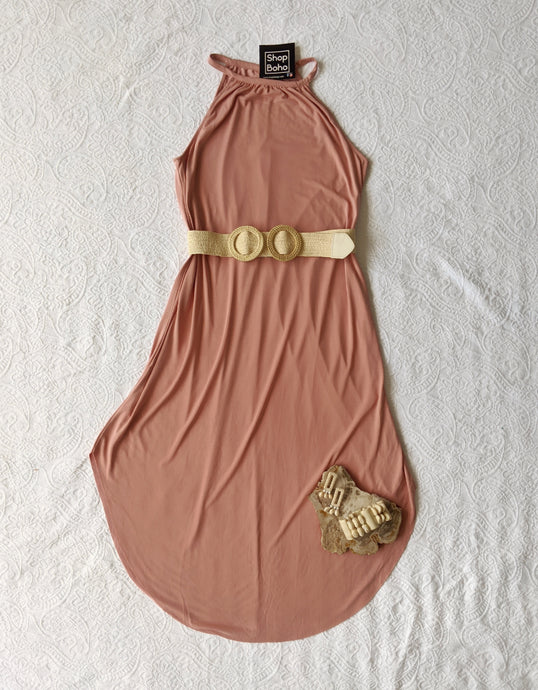 Pinky Maxi Dress
