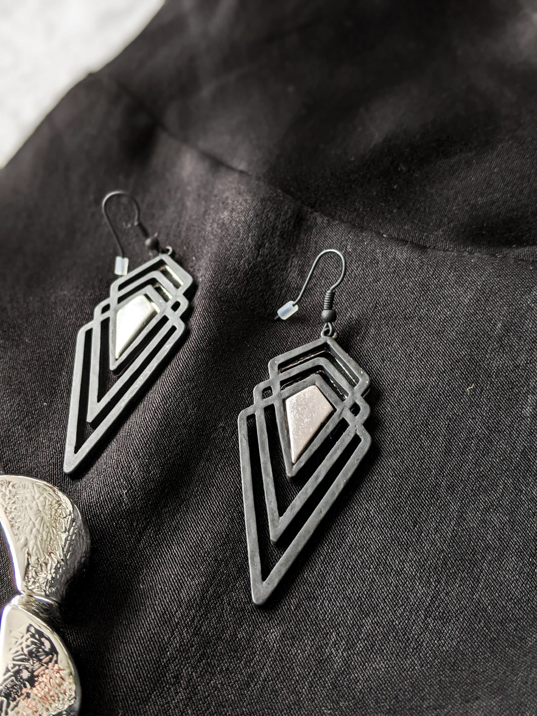 Black Boho Earrings - Shop Boho PR