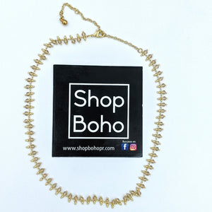 Kenna Necklace - Shop Boho PR