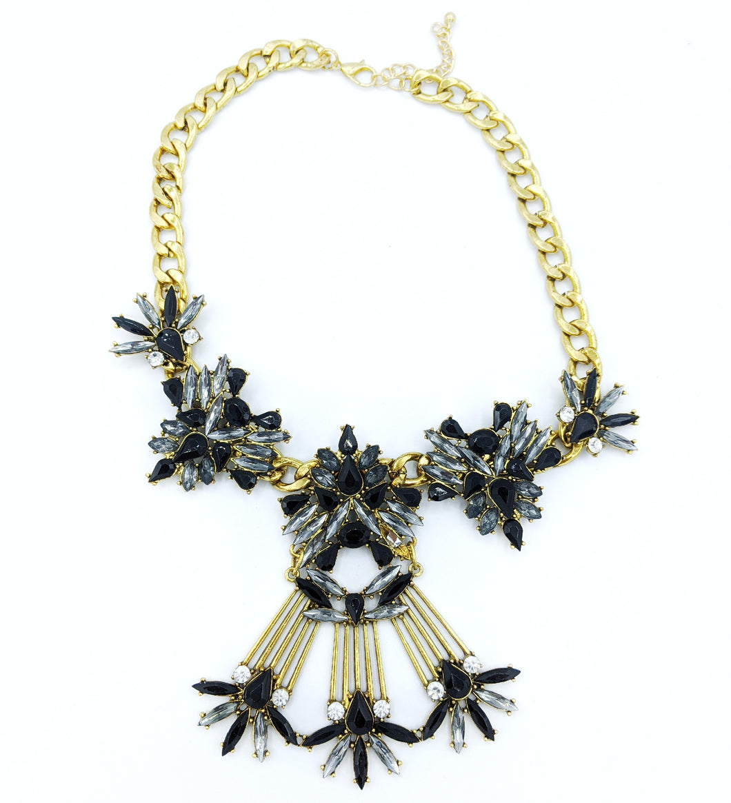 Geneva Bib Necklace