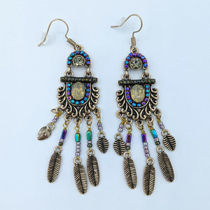 Mystic Dream Dangle Earrings