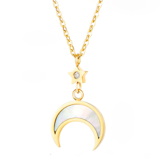 South Moon Pendant