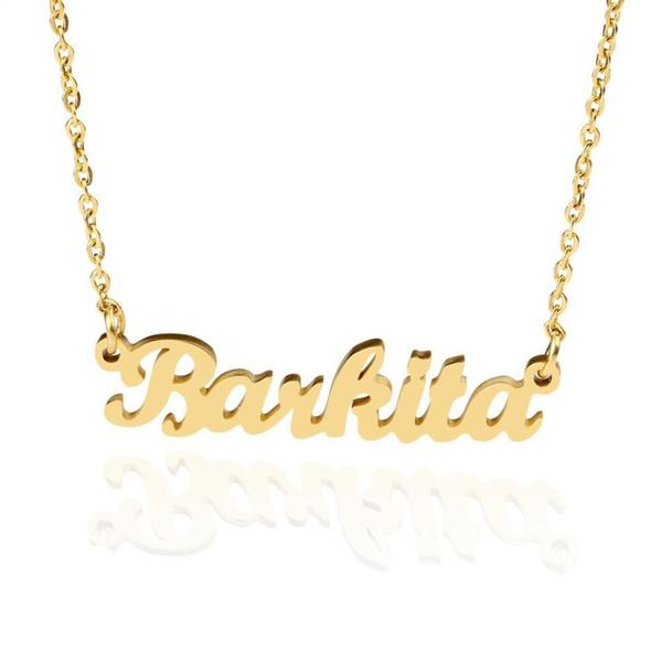 Ernest Martheo™ Personalized Name Custom Necklace