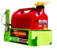 BK041-5 GALLON GAS CAN RACK FOR NO SPILL / SCEPTER BRAND GAS CANS