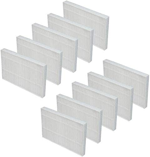 HEPA Filter, Set of 10, Compatible with E30W and E31B, Original Accessories