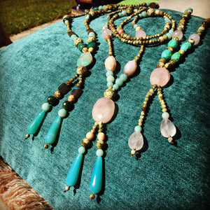 Boho-Necklaces