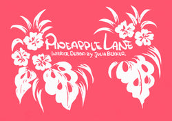 Pineapple Lane by Julia Bekker