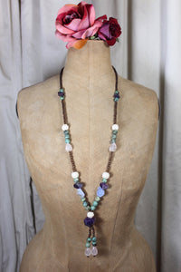 Boho-Necklace - Antigua