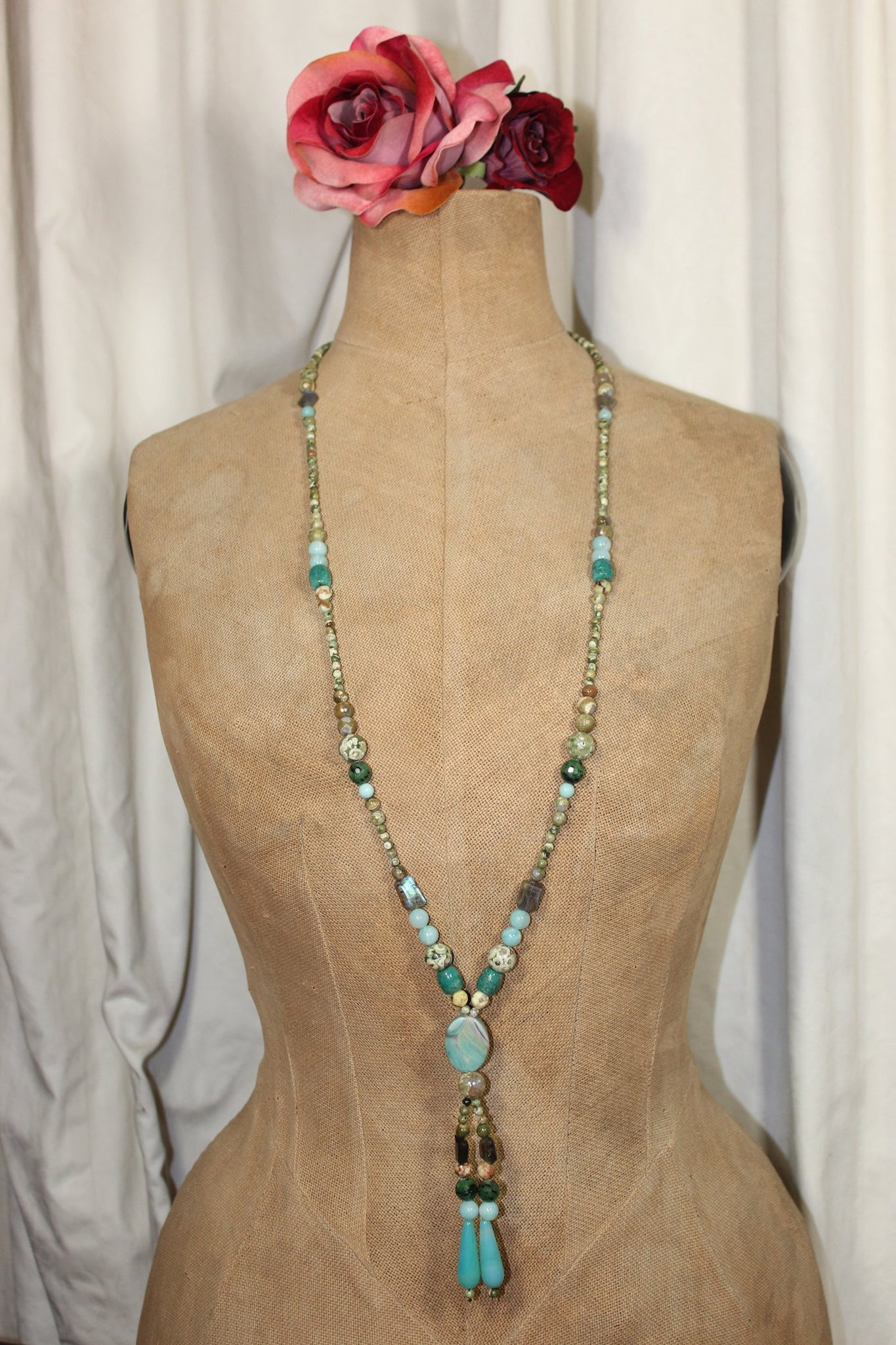 Boho-Necklace - St Barth