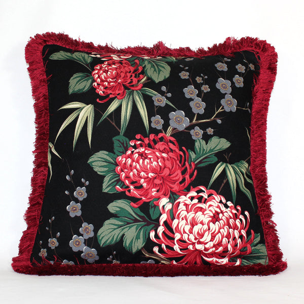 Cushion - Tallulah Red - 45 x 45 cm