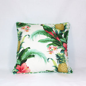 Cushion - Kona Grass- 45 x 45 cm