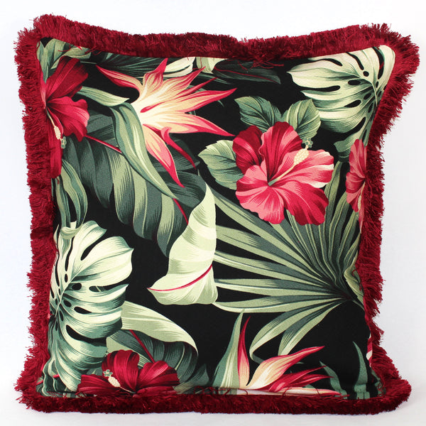 Cushion - Mahalo Cherry - 50 x 50 cm
