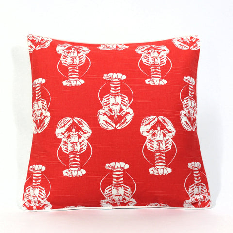 Cushion - Lobster - 45 x 45 cm