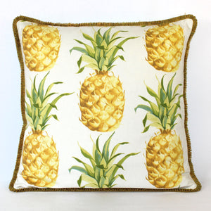 Cushion - Colada Yellow - 50 x 50 cm