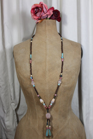 Boho-Necklace - St Martin
