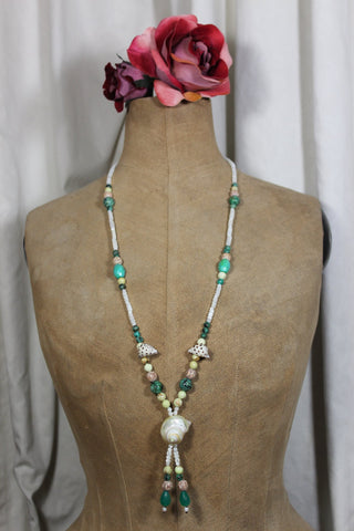 Boho-Necklace - Martinique